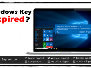 Windows Key Expired