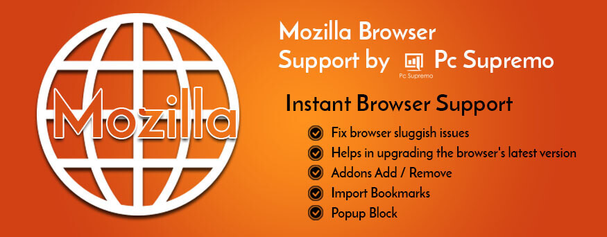 Mozilla Firefox Support | 800-014-8285 Technical Help by